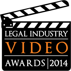 Legal Industry Video Award Winner