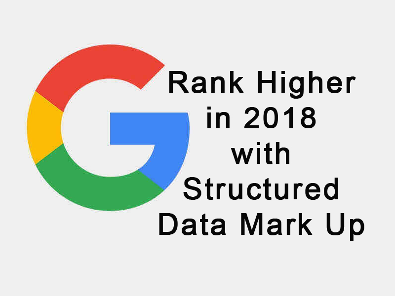Structured Data Markup will improve ranking