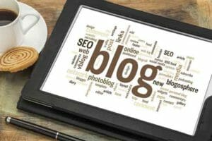 Why a website blog is good for SEO