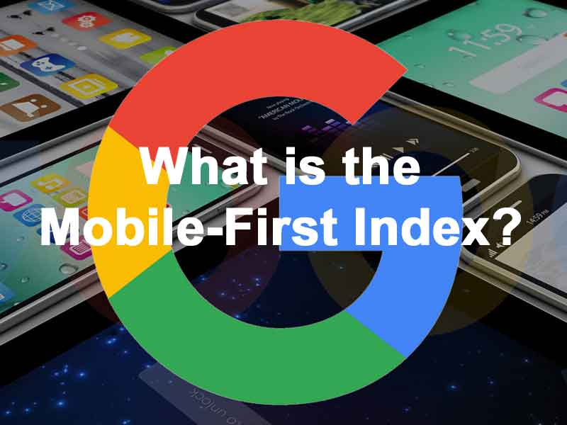 what is the mobile first index