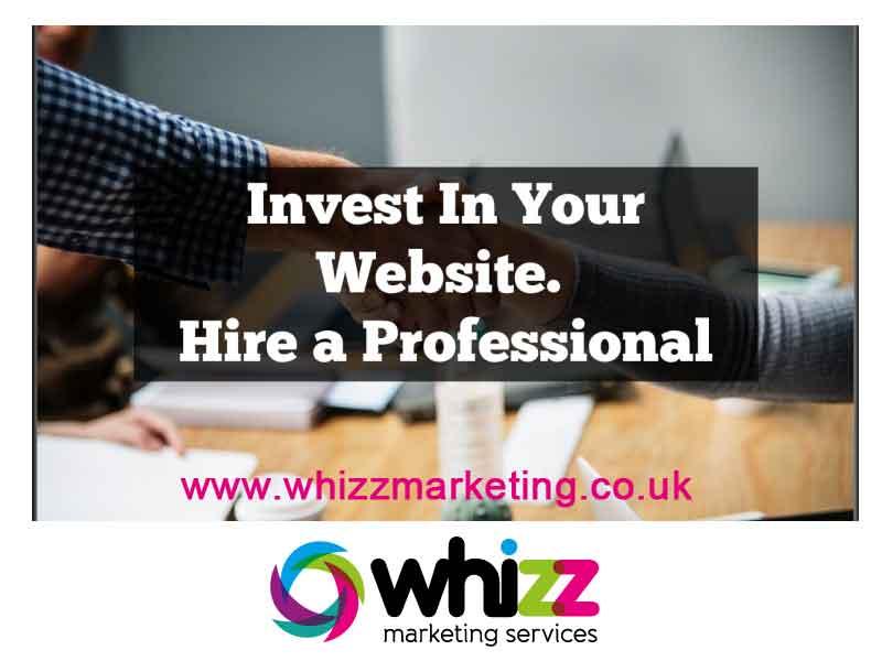 Invest in website SEO
