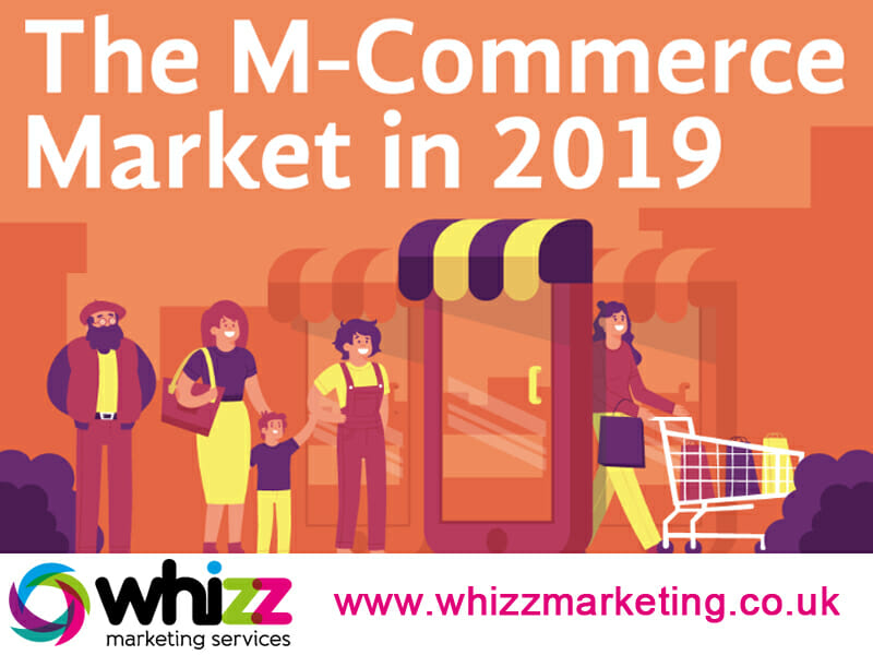 m-commerce market 2019